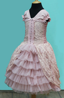 pretty in pink dress | by Katarina Roccella