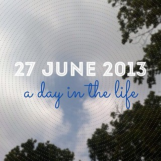 A Day in the Life | June 27, 2013 | by jennash
