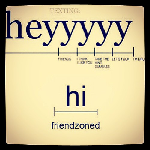#texts #confused #hey #hi how you can tell if she #likes y ...