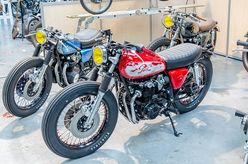 Transformation Honda Cb  Cafe Racer