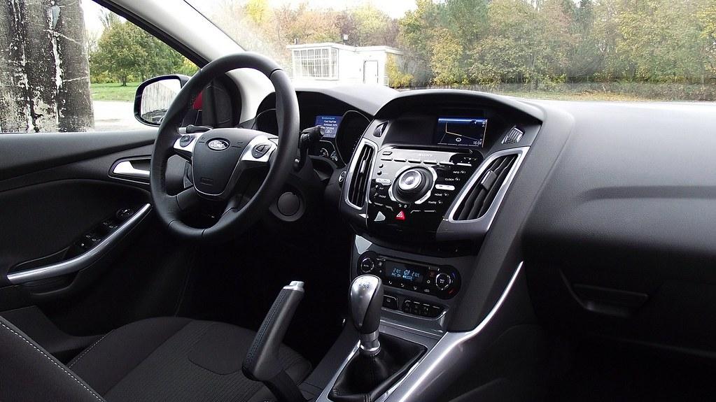 2013 Ford Focus Mk3 Titanium 1.0 EcoBoost Turbo 125 PS 92 … | Flickr