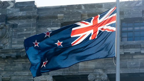 New Zealand Flag | by Christoph Strässler