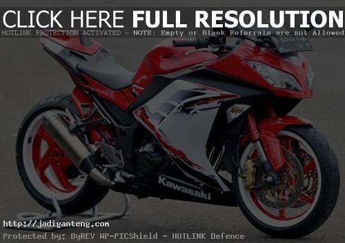 Kumpulan Foto Motor Ninja 4 Tak Terbaru Via Jadiganteng Bi Flickr