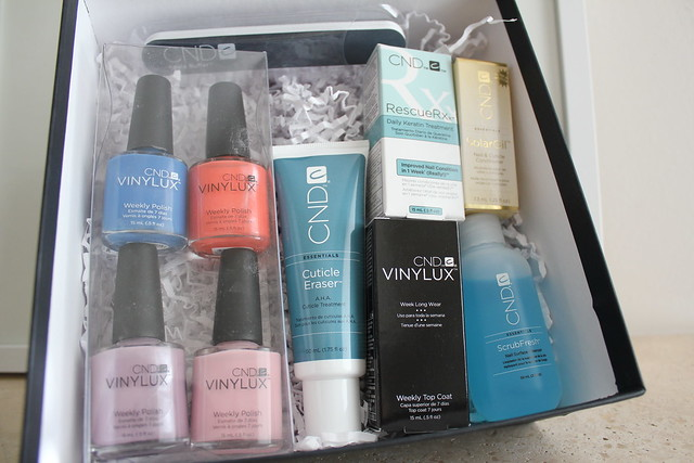 CND nail care review
