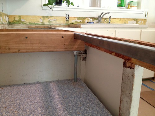 Countertops In English Country Kitchens