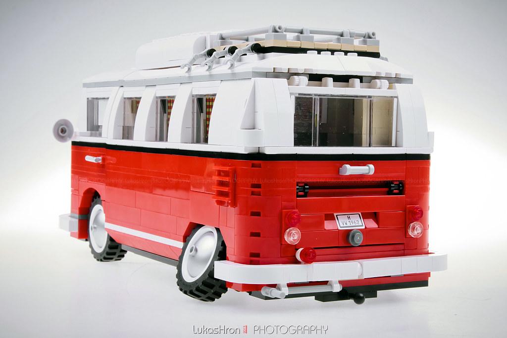 lego van index vw technic bus rc wide ldd forum pf camper volkswagen display