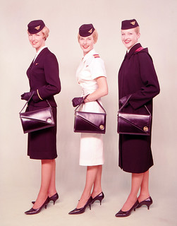 Air Hostess Uniform 1959 Summer and Winter 001 | by Archives New Zealand
