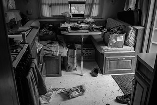 Awful Messy Camper | by goingslowly