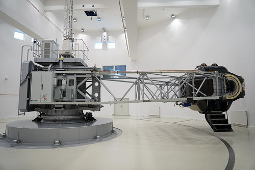 Polish human centrifuge | by europeanspaceagency