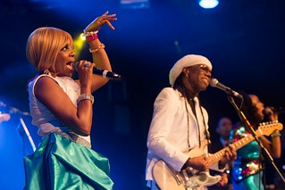 CW2A1091 - Chic featuring Nile Rodgers | by Aunty Meredith