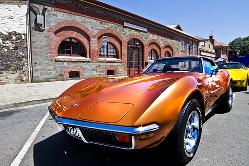Corvette Day at Port Adelaide 2014 | by Ersu