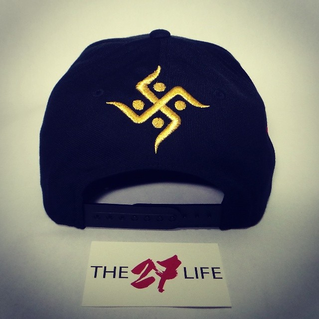 The The27life Snapback Hat Custom Embroidered In The U Flickr