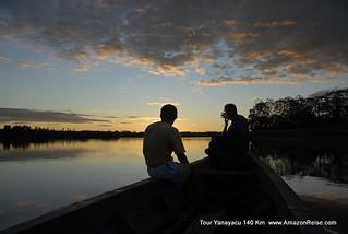 Tours y Excursiones Rio Yanayacu 140 Km