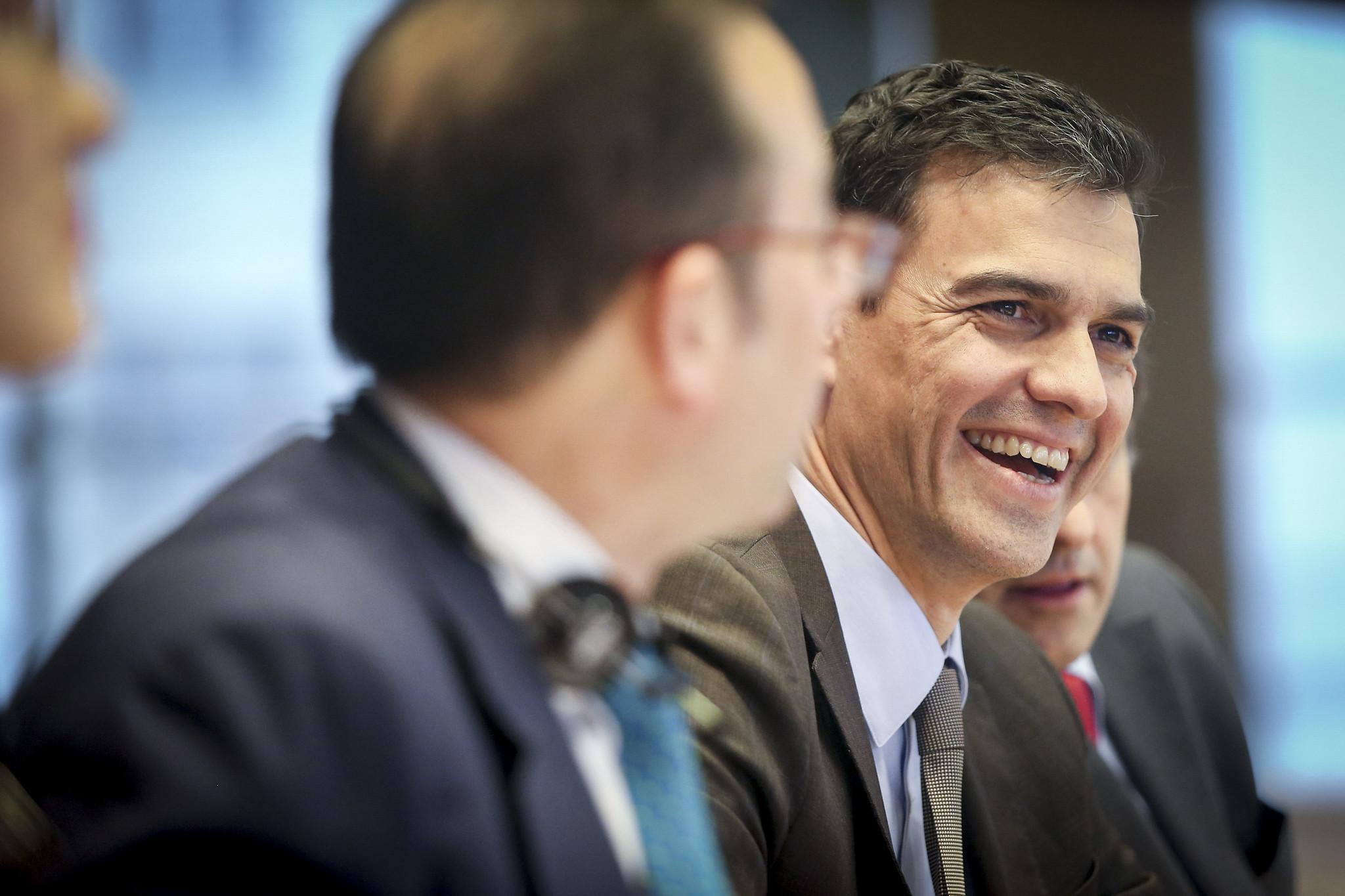 CETA: el trapicheo político de Pedro Sánchez