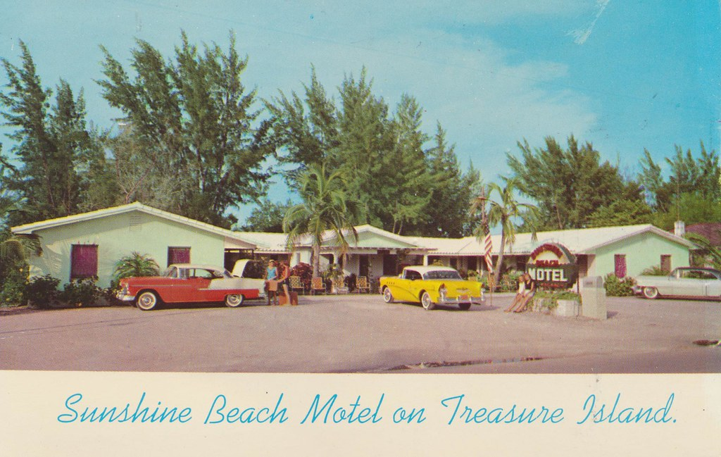 Sunshine Beach Motel - St. Petersburg, Florida