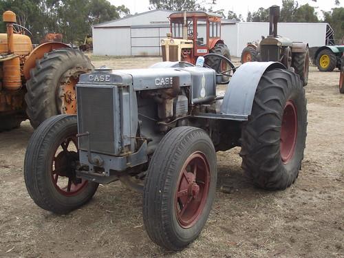 Case Model C : Case model c tractor rare old