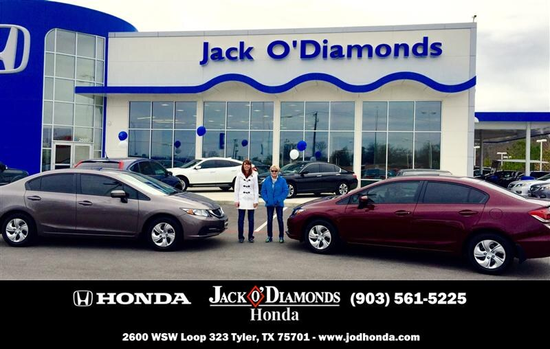 Lovely By #HappyBirthday To Nita Nelson From Craig Williams At Jack O Diamonds  Honda!   By