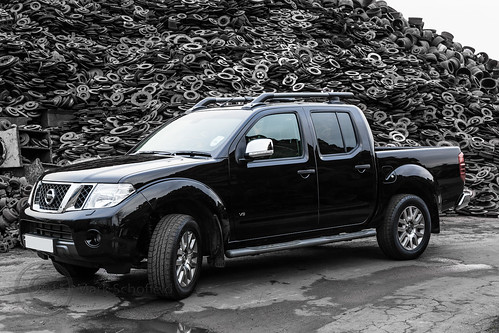 nissan navara v6 outlaw after a bit of a polish 2 flickr. Black Bedroom Furniture Sets. Home Design Ideas