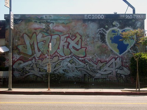 MADRE TIERRA by Tempt, Omega & Nuke, Los Angeles | by Tempt One
