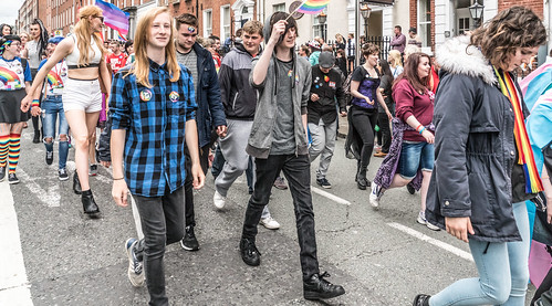 PRIDE PARADE AND FESTIVAL [DUBLIN 2016]-118155 | by infomatique