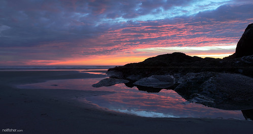 reflecting tide pool | by neil.fisher