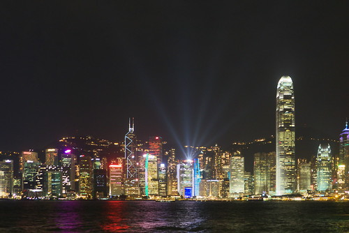 Symphony of Lights from Tsim Sha Tsui Promenade | by travel oriented