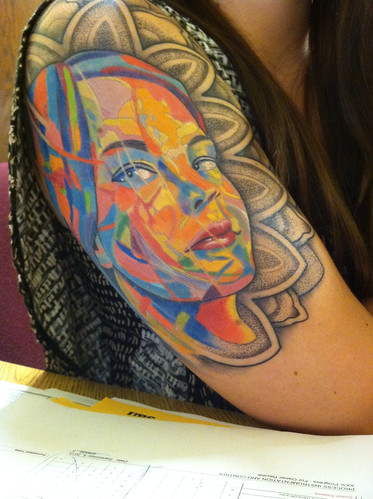 Done by joseph perez at broken lantern tattoo in charlesto for Charleston tattoo artists