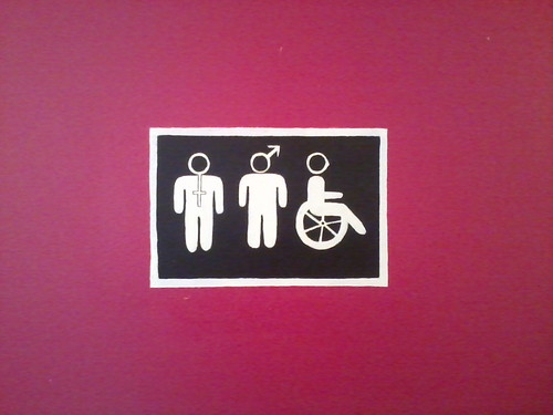 Restroom for All | by lars hammar