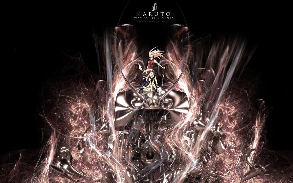 Sakura-Inoue-Naruto-Anime-Wallpaper | Jordan Mcshane | Flickr