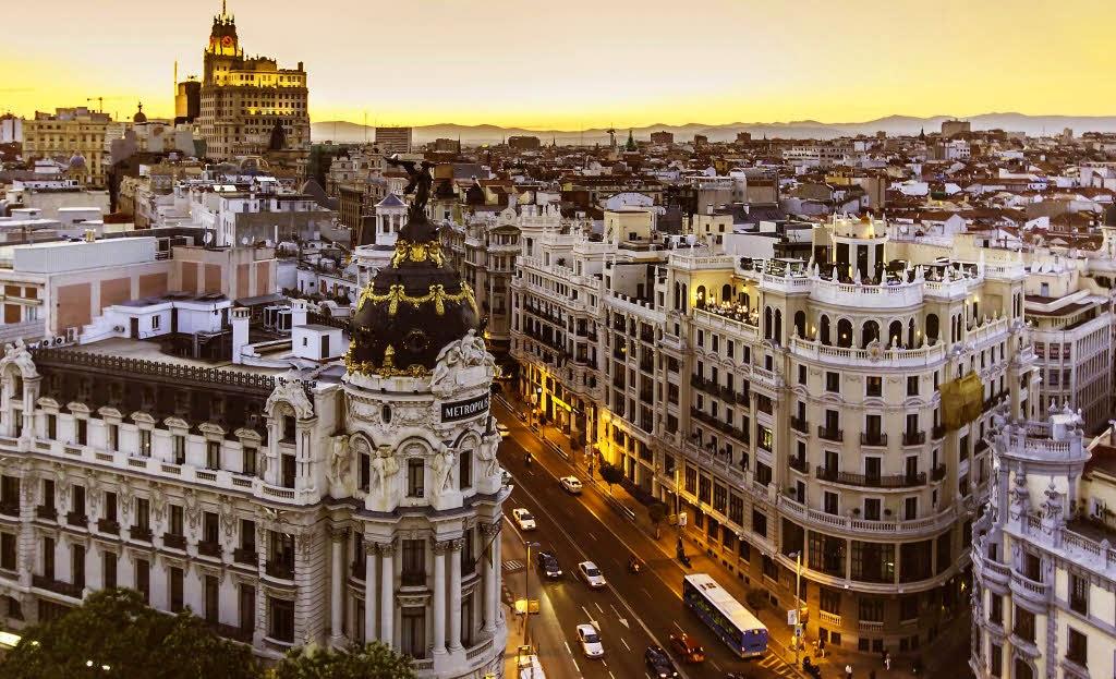 Séminaire culturelle à Madrid, Espagne