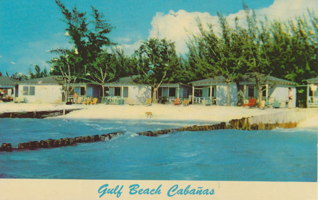 Gulf Beach Cabanas - St. Petersburg, Florida