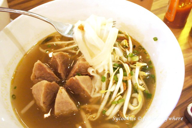 5.Bakso Monster the Fattest Bakso in Town @ Bangsar