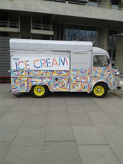 South Bank Ice Cream Truck | by ECWC