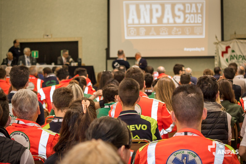 Anpasday 2016 - Sessioni plenarie