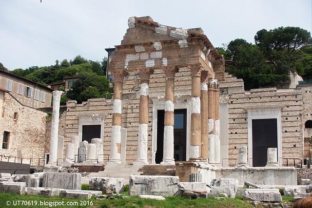 kapitolinischer Tempel