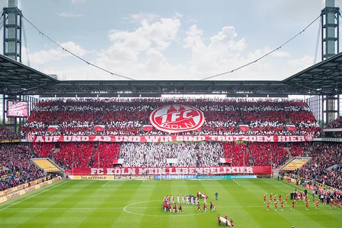 FC Köln mein Lebenselixier  Choreografie 1 FC Köln