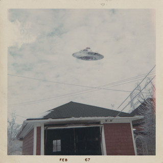 """Unidentified Flying Object"" over Urbana 