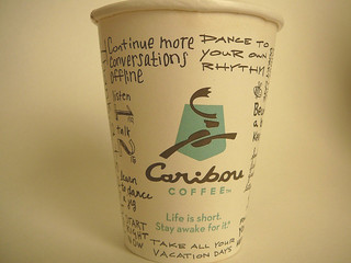 Research paper on caribou coffee