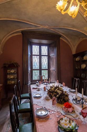 La sala da pranzo - La sala da pranzo ...