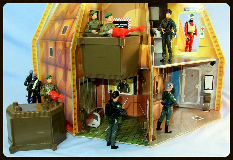 Action Force: First Series  11250694625_8f0b33f871_c