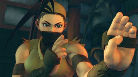 Street Fighter IV - Ibuki