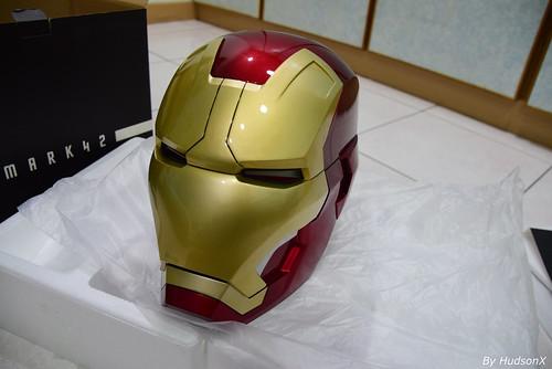 1:1 Ironman MK42 Helmet (7)