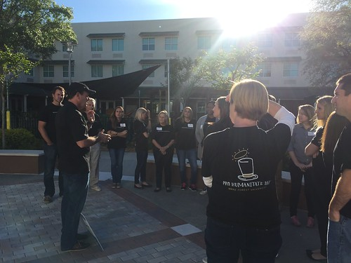 WAKETampa Pro Humanitate Day 2016 | by WFU Alumni, Parents & Friends