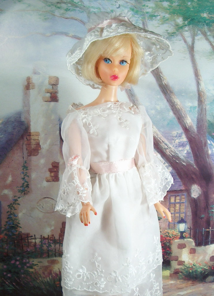 1969 Midi Marvelous Blonde Vintage Hair Fair Barbie Flickr