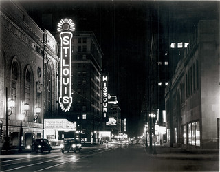 St. Louis Movie Theater, 718 North Grand Avenue | by Missouri Historical Society