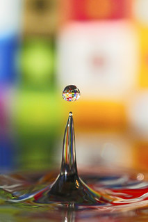 Waterdrop Magnifier | by CoolMcFlash