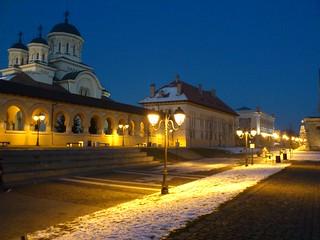 Cetatea Alba Carolina, Alba Iulia