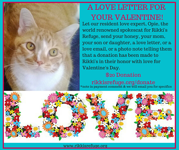 Valentine Letter from Opie  21415  Let our resident love  Flickr