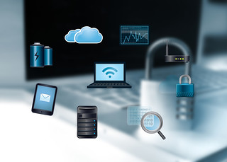Secure Data - Cyber Security - | by perspec_photo88