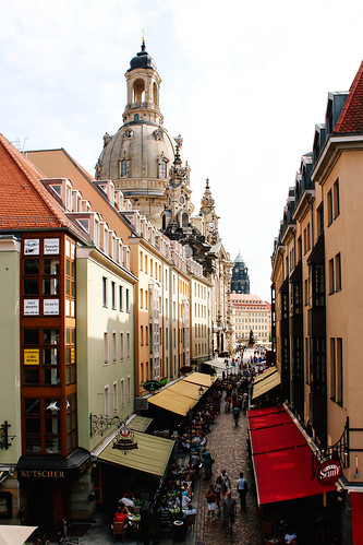 View of the Frauenkirche | by Ashlae | oh, ladycakes
